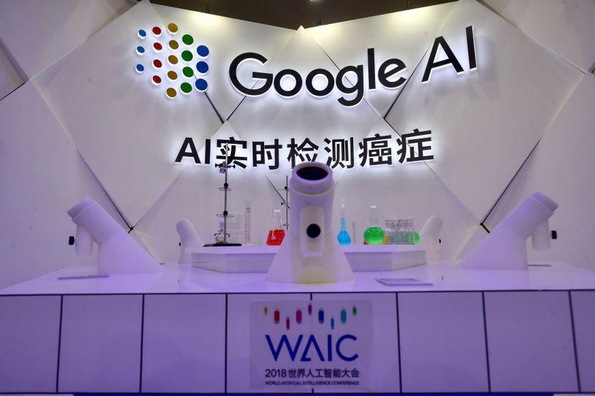 L'intelligence artificielle au service des ambitions de la Chine – France Culture