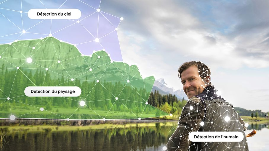Luminar 4 proposera un outil d'accentuation automatique, Structure IA – Les Numériques