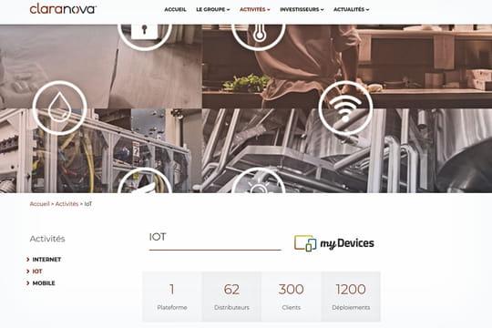 S'allier aux distributeurs, 2e pilier de Claranova pour industrialiser l'IoT – JDN