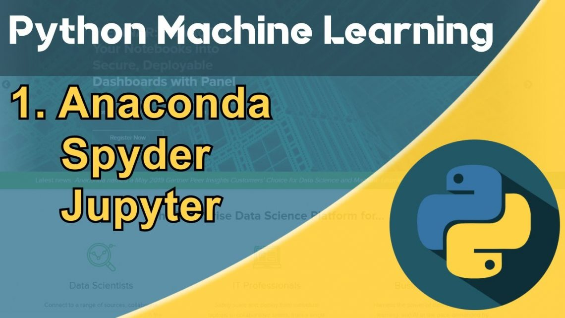 Formation Python – Machine Learning 1/30 – Intelligence artificielle – Actu IA