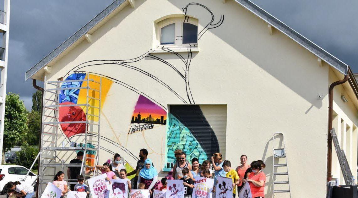 Contrexéville. La diversité s'affiche sur le centre social La Toupie – Vosges Matin