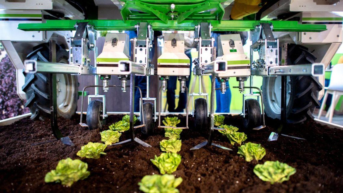 La « French Agri Tech » soutient les startups alimentaires – La Croix