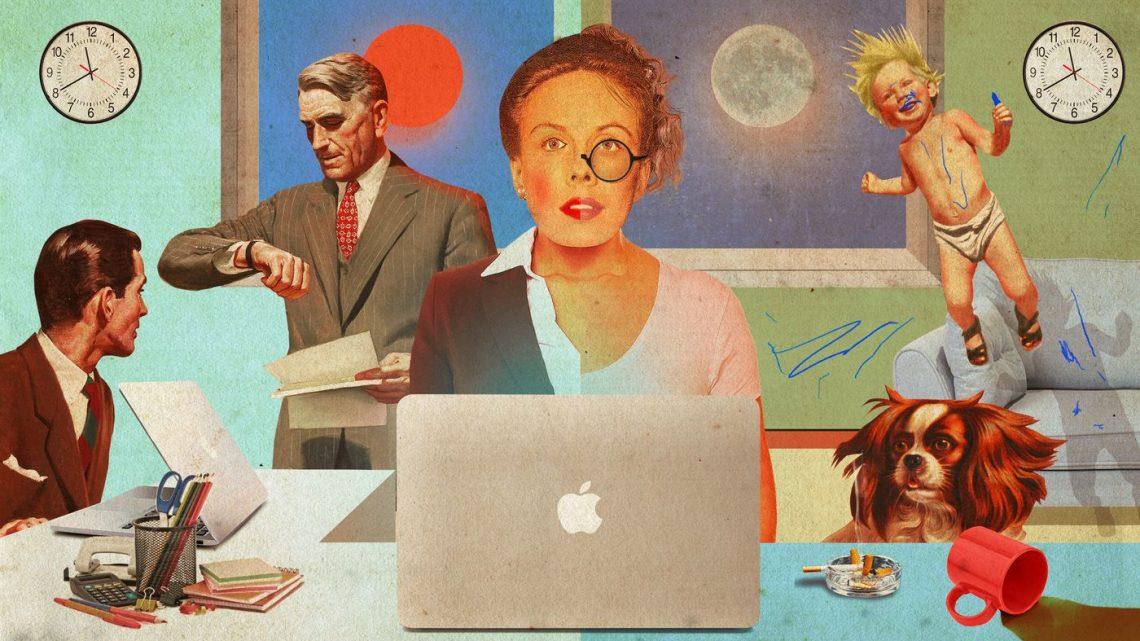Le télétravail, un progrès social ? – La Croix