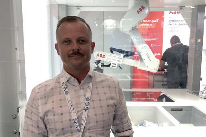 ABB positionne ses robots vers la logistique – Voxlog