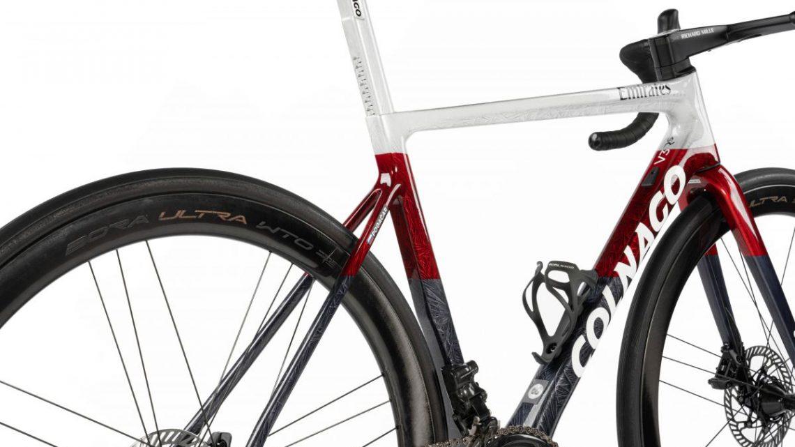 Colnago adopte la blockchain pour protéger ses vélos – Vélo 101