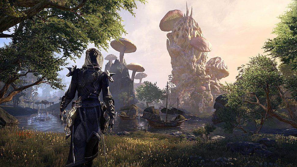 The Elder Scrolls Online sera le premier jeu à profiter du DLAA de NVIDIA – WarLegend.net
