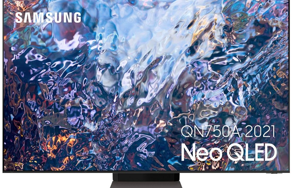 Samsung QN750A, TV Neo QLED Ultra HD 8K : Mini LED 55'', 65'' et 75'' – AVCesar