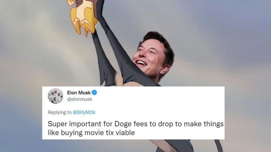 Elon Musk veut que les frais de gestion de la crypto-monnaie Dogecoin soient réduits pour une utilisation – News 24