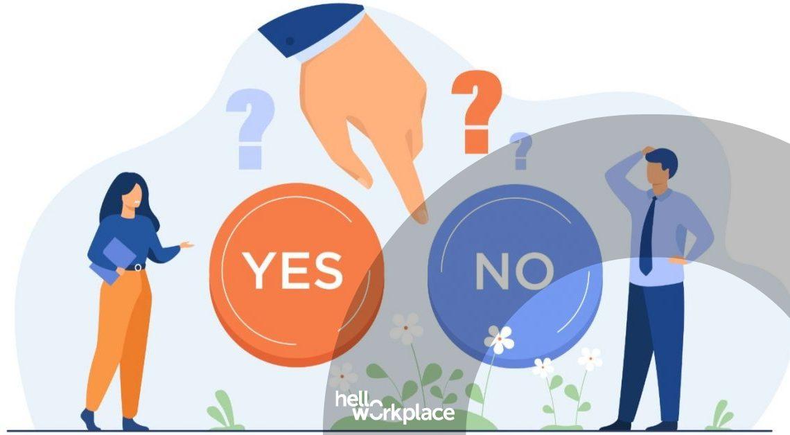 Recrutement : 7 questions pour vous permettre de trancher entre deux candidats – HelloWorkplace
