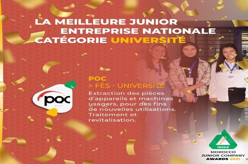 13è Company Program : Nouvelle consécration des junior entreprises marocaines – Hespress Français